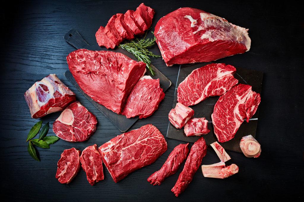 Rundvlees dubbeldoelkoeien